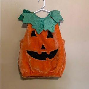 Pumpkin Costume